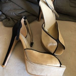 Size 8 forever21 heels